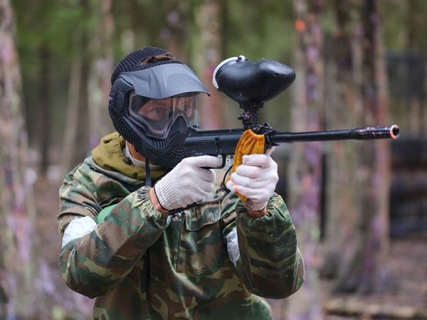 introduction for paintball essay